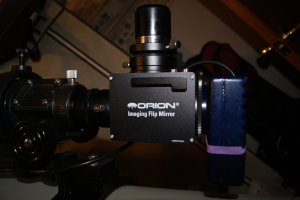 Orion Imaging Flip Mirror